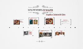 Les femmes d'Alger - Pablo Picasso