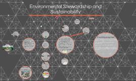 Enviromental Stewardship and sustainability