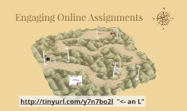 Making Online Assignments Fun