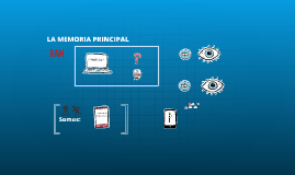 LA MEMORIA PRINCIPAL