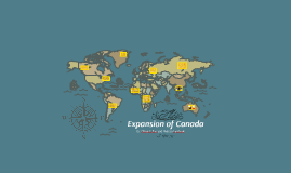 Expansion of Canada