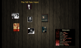Copy of the tell tale heart