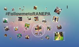 #FollowmetoRANEPA