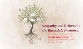 Sympathy and Reform in The Blithedale Romance