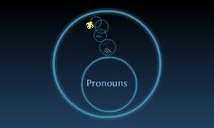 Language Arts, Pronouns