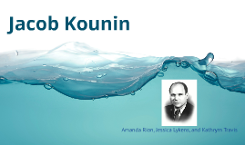 Copy of Copy of Jacob Kounin