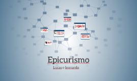 Epicurismo é um sistema filosófico, que prega a procura dos