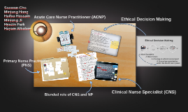 Ethical Decision Making & NP/CNS