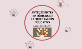 Copy of ANTECEDENTES HISTÓRICOS DE LA ORIENTACIÓN EDUCATIVA