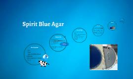 Spirit Blue Agar