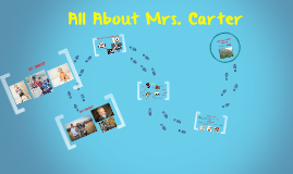 All About Mrs. Carter