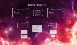 Emani Brown's Family Tree