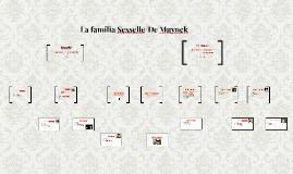 La familia Sesselle/De Muynck