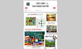 Proyecto Ambiental Escolar PRAE