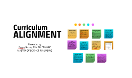 Curriculum Alignment