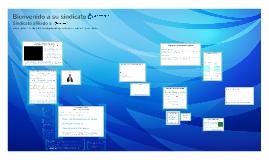 Copy of Inducción Virtual afiliados Anestesiar Sindicato