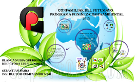 CONFAMILIAR DEL PTUMAYO