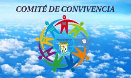 comité de convivencia