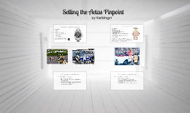 Selling the Aetas Pinpoint