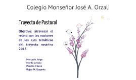 Trayecto Pastoral