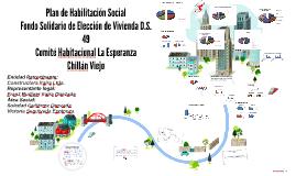 Plan de Habilitación Social