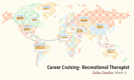 Career Cruising- Recreational Therapist