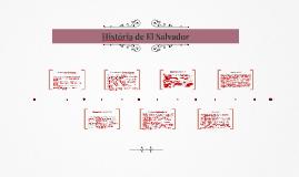 História de El Salvador