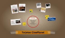 Tarjetas CinePlanet