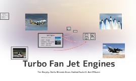 Turbo Fan Jet Engines