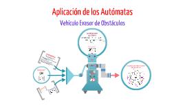 Copy of Autómata - Vehículo Evasor de Obstáculos