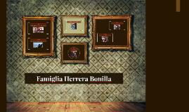 Famiglie Herrera Bonilla