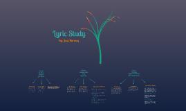 Lyric Study