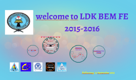 welcome to LDK BEM FE 2015-2016