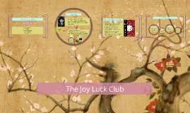 Book Review: The Joy Luck Club by Amy Tan