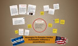 Nicaragua Vs Estados Unidos