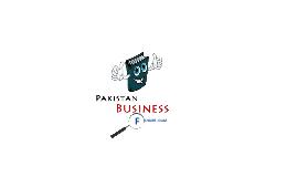 Pakistan business finder.com