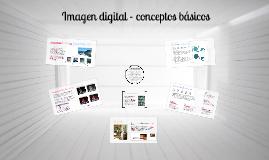 Copy of Imagen digital  / conceptos básicos