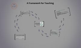 A Framework for Teaching