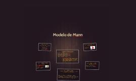 Copy of Modelo de Mann