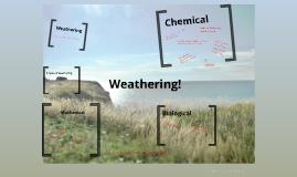 9-1: Weathering