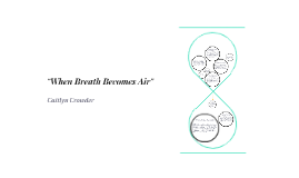 """When Breath Becomes Air"""