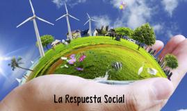 La respuesta social