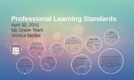 Professional Learning Standards - JMeitler