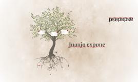 Juanjo expone