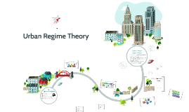 Urban Regime Theory