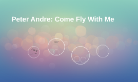 Peter Andre: Come Fly With Me