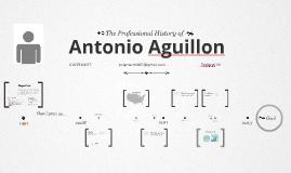 Timeline Prezumé by Antonio Aguillon
