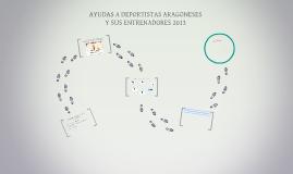 AYUDAS A DEPORTISTAS ARAGONESES