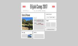 Elijah Camp 2017