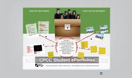 CPCC Student ePortfolios